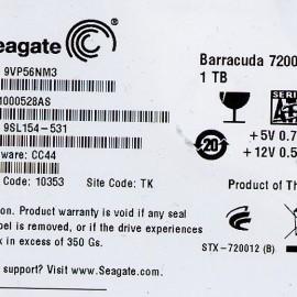 Ersatzteil Datenrettung ST31000528AS