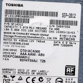 Ersatzteil Datenrettung Toshiba DT01ACA300